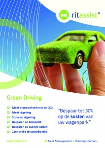 Green Driving Cov